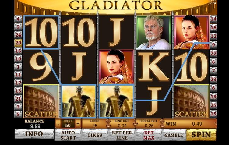 Игровые автоматы гладиатор играть бесплатно и без регистрации играть бесплатно онлайн игровые аппараты ешки